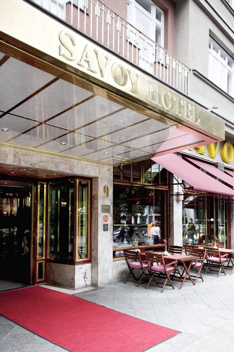 Savoy Berlin Luxury Grand Hotel Berlin Near Kurfuerstendamm