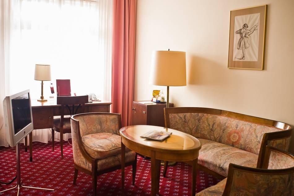 Hotel Savoy Berlin Zimmer